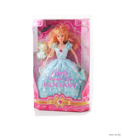 """Кукла """"Принцесса в вечернем платье"""" (арт. Д31757)"""