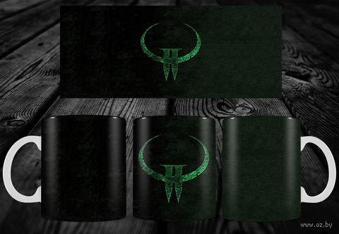 """Кружка """"Quake"""" (арт. 23) — фото, картинка"""