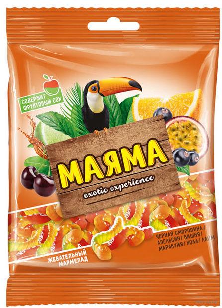"""Мармелад """"Маяма. Ассорти"""" (70 г) — фото, картинка"""