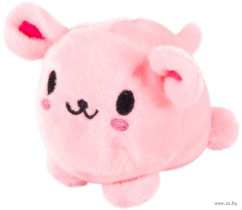 """Мягкая игрушка """"Розовый кролик"""" (7 см) — фото, картинка"""