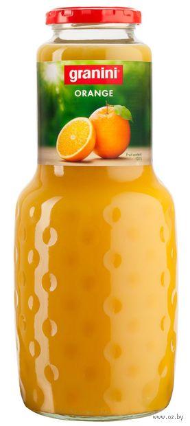 "Сок ""Granini. Апельсин"" (1 л) — фото, картинка"