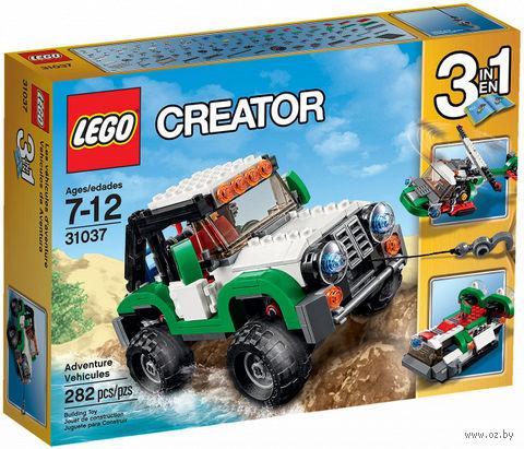 """LEGO Creator """"Внедорожник"""" (вертолет/лодка)"""