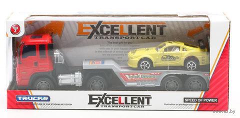 """Набор машинок """"Excellent Transport Car"""" — фото, картинка"""