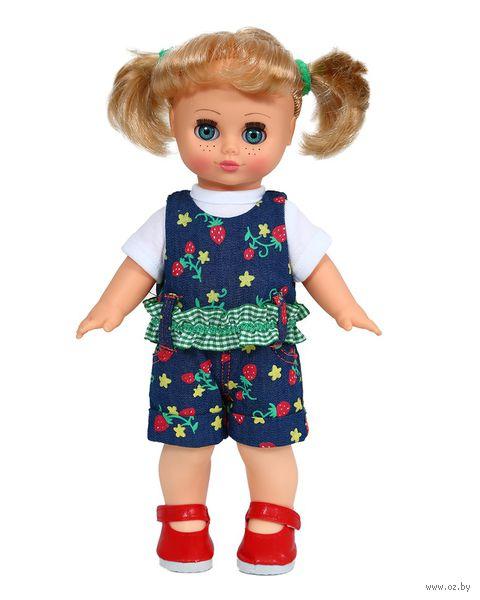 """Музыкальная кукла """"Анастасия"""" (30 см; арт. В422/о)"""