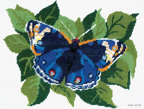 """Вышивка крестом """"Бабочка"""" (арт. С042)"""