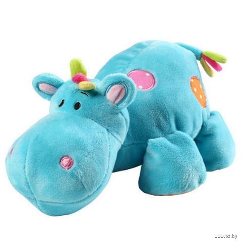 """Мягкая игрушка """"Бегемотик"""" (28 см)"""