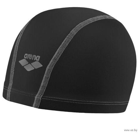 Шапочка для плавания Unix (чёрная; арт. 91278 14) — фото, картинка
