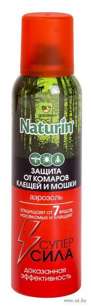 """Аэрозоль от насекомых """"Gardex. Naturin"""" (150 мл) — фото, картинка"""