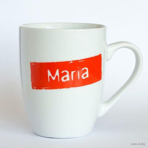 "Кружка высокая Name Is ""MARIA"""
