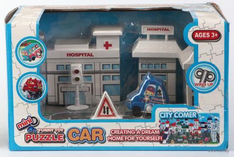 """Игровой набор """"Госпиталь"""""""