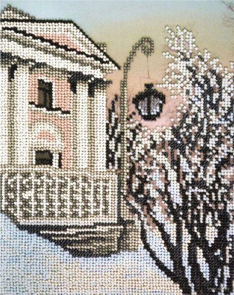 """Вышивка бисером """"Елагин дворец"""" (170х215 мм) — фото, картинка"""