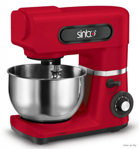 Миксер Sinbo SMX 2743 (красный) — фото, картинка