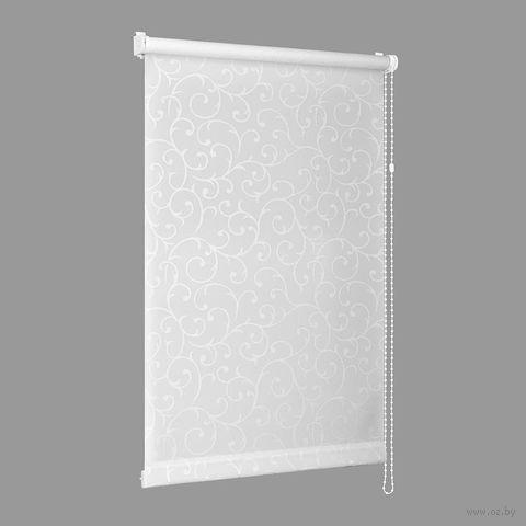 """Штора рулонная """"Сантайм. Прима"""" (81х170 см; белая) — фото, картинка"""