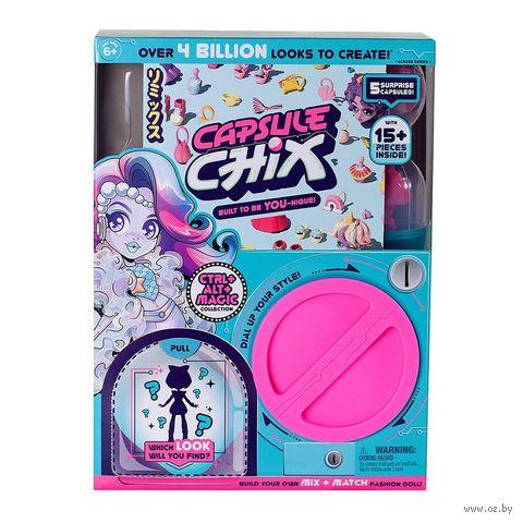 """Кукла """"Capsule Chix. Ctrl+Alt-Магия"""" (12 см) — фото, картинка"""