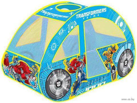 """Детская игровая палатка """"Трансформеры. Машинка"""" (в сумке; арт. GFA-0448-R)"""