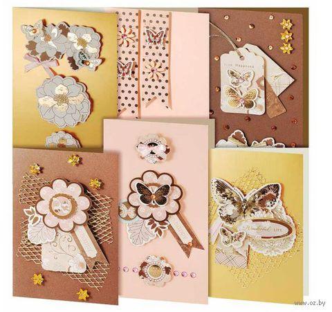 """Набор для изготовления открытки """"Бабочки"""" — фото, картинка"""