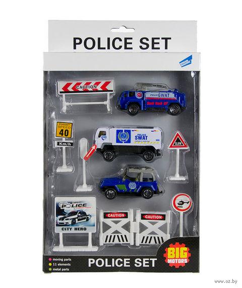 """Игровой набор """"Полицейская служба"""""""