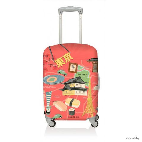 """Чехол для чемодана """"Tokyo"""" (большой)"""