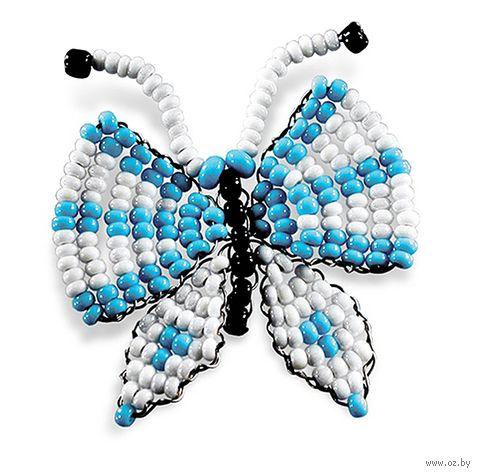 """Набор для бисероплетения """"Бабочка"""" — фото, картинка"""