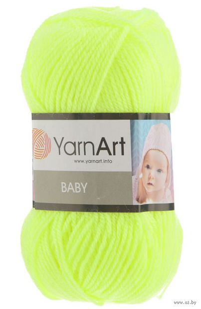 YarnArt. Baby №8232 (50 г; 150 м) — фото, картинка