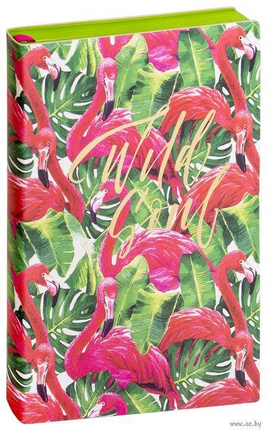 """Ежедневник недатированный """"Tropical Birds"""" (А5) — фото, картинка"""