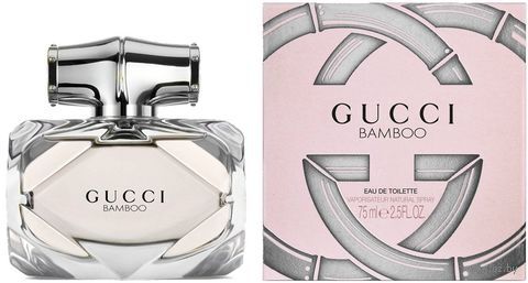 "Туалетная вода для женщин Gucci ""Bamboo"" (75 мл) — фото, картинка"