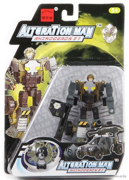 """Робот-трансформер """"Rhinoceros"""""""