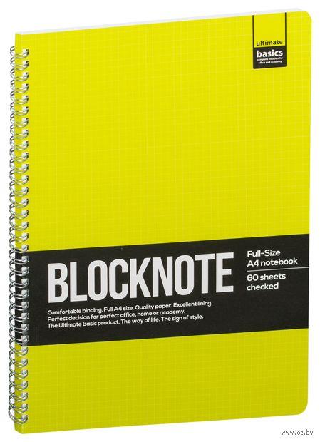 "Блокнот в клетку ""Active Book"" (А4) — фото, картинка"
