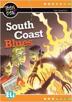 Teen Beat. South Coast Blues (+ CD) — фото, картинка