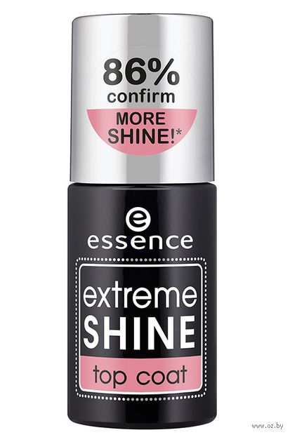 """Верхнее покрытие для ногтей """"Extreme Shine Top Coat"""" (8 мл) — фото, картинка"""