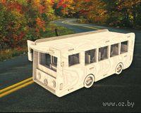 """Сборная деревянная модель """"Автобус"""""""