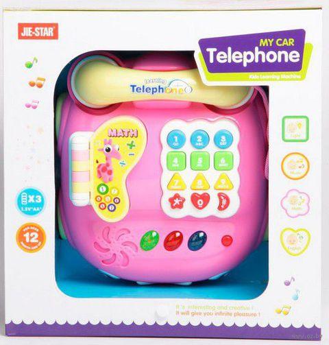 """Развивающая игрушка """"Телефон с бабочкой"""""""