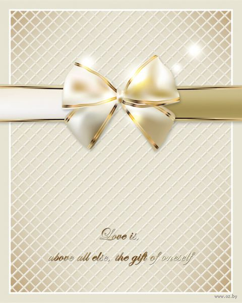 Пакет бумажный подарочный (11x14x6 см; арт. KOS12002) — фото, картинка