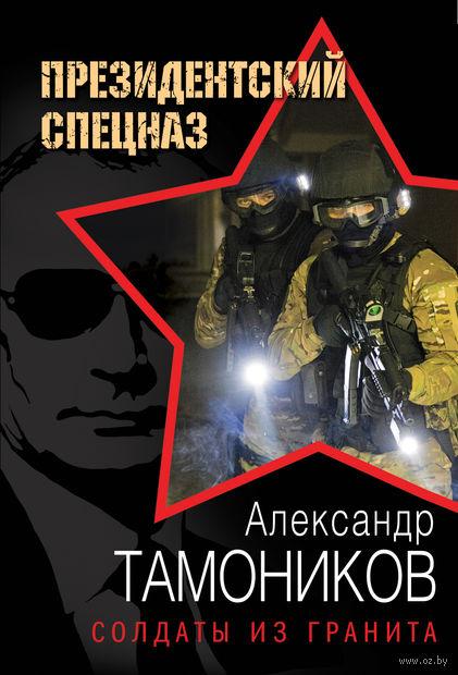 Солдаты из гранита (м). Александр Тамоников