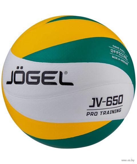 Мяч волейбольный Jogel JV-650 — фото, картинка