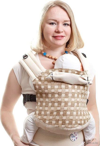 """Эргономичный рюкзак """"Плетенка"""" — фото, картинка"""