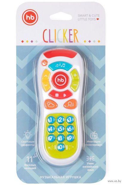 """Музыкальная игрушка """"Clicker"""" (со световыми эффектами) — фото, картинка"""