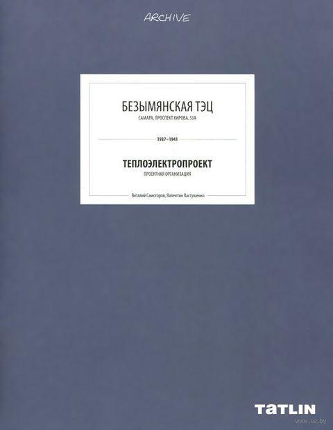 Безымянская ТЭЦ. Владимир Самогоров, В. Пастушенко