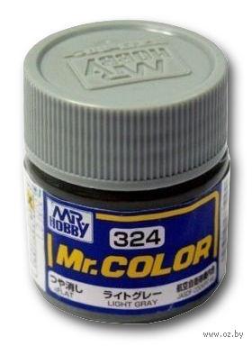 Краска Mr. Color (light gray, C324)