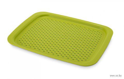 """Поднос пластиковый """"Grip Tray"""" (зеленый)"""