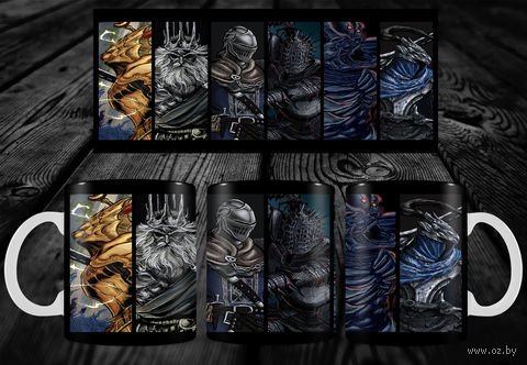 "Кружка ""Dark Souls"" (art. 19)"