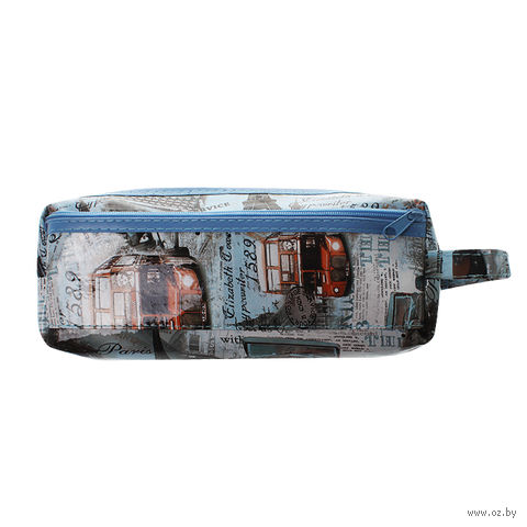 """Пенал-тубус мягкий """"Darvish"""" (ассорти; арт. DV-7186)"""