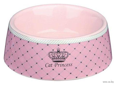 "Миска для кошек ""Cat Princess"" (0,18 л) — фото, картинка"