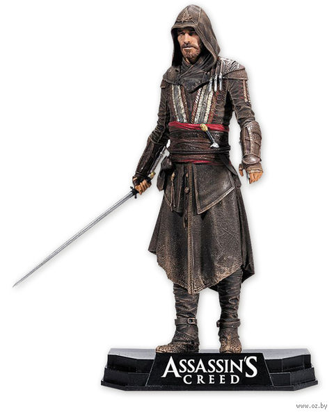Фигурка Assassin's Creed Movie Aguilar (17 см) — фото, картинка