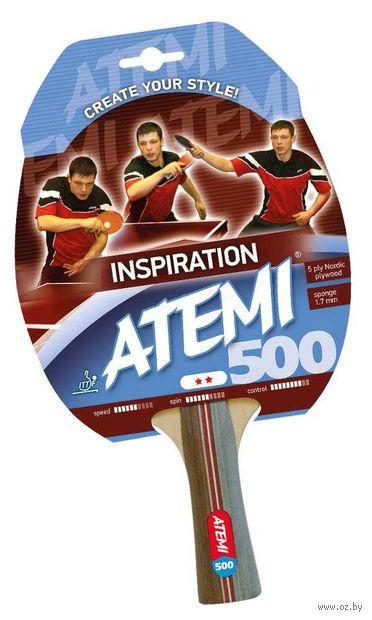 """Ракетка для настольного тенниса """"500 CV"""" — фото, картинка"""