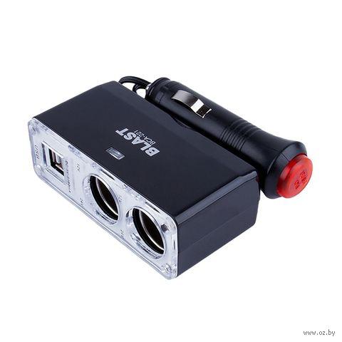 Автомобильное зарядное устройство Blast BCA-221 — фото, картинка