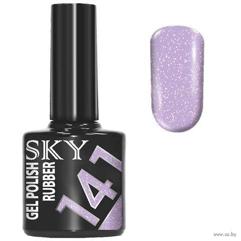 """Гель-лак для ногтей """"Sky"""" тон: 141 — фото, картинка"""