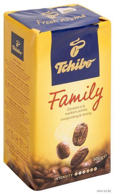 """Кофе молотый """"Tchibo. Family"""" (500 г) — фото, картинка"""
