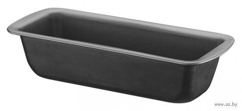Емкость для выпечки алюминиевая с антипригарным покрытием (30x12,5x7 см)