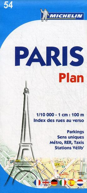 Paris plan — фото, картинка